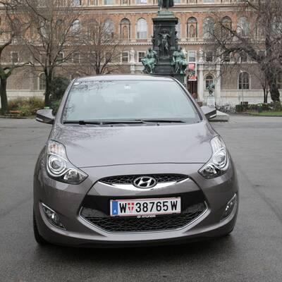 Hyundai ix20 im Test