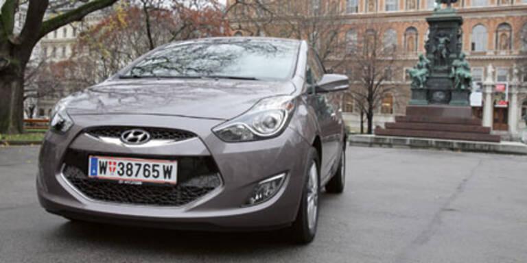 Der neue Hyundai ix20 im Test