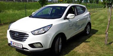 Wasserstoff-Hyundai jetzt auch zu kaufen