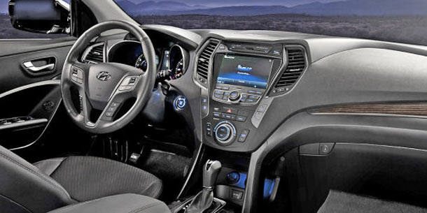 Santa Fe Suv >> Hyundai zeigt den neuen Santa Fe 2012