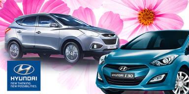 Hyundai UpGrade: Muttertags-Gewinnspiel!