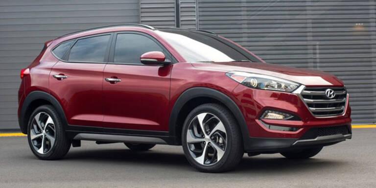 Neuer Hyundai Tucson im Test