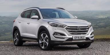 Hyundai Tucson bekommt neuen Diesel