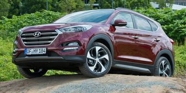 Hyundai Tucson 2,0 CRDi im Test
