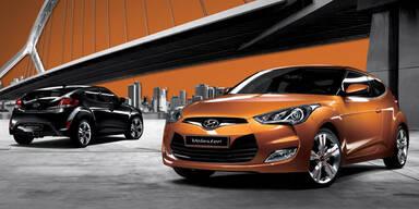 Alle Infos vom neuen Hyundai Veloster