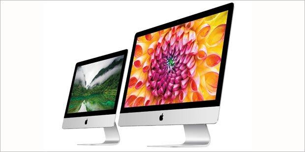 Apple bringt günstigeren 21,5-Zoll iMac