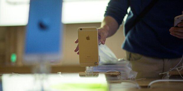 iPhones: Batteriewechsel schon billiger