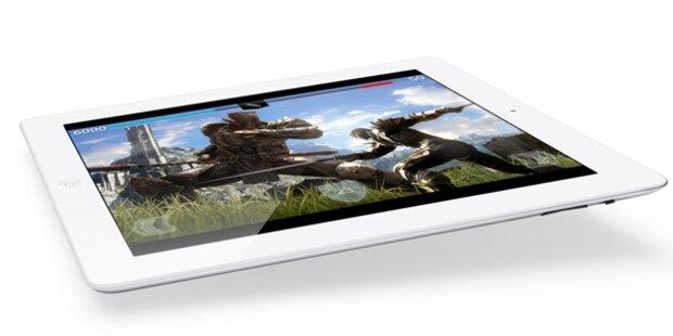 Neues iPad zu heiß im Dauerbetrieb