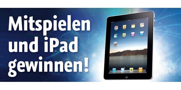 Gewinnen Sie Ihr iPad