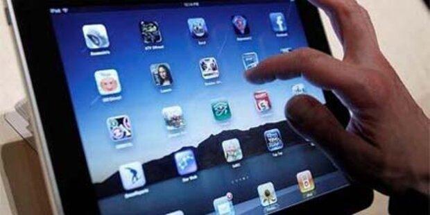 IPad: Apple geht bei E-Books eigene Wege