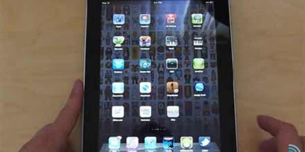iOS 4.2 macht Apples iPad zum Alleskönner