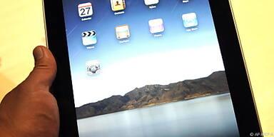 iPad soll Lücke zwischen iPod und iPhone schließen