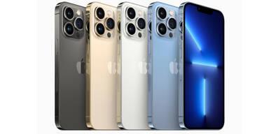 Bestellstart für die neuen iPhone 13-Modelle
