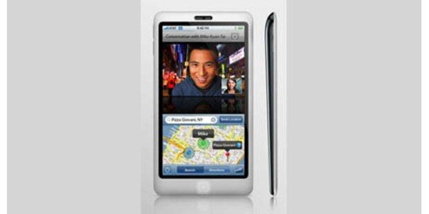 IPhone 4G: Apple heizt Gerüchte an
