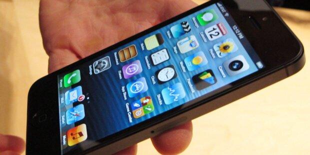 iPhone 5:  2 Millionen Vorbestellungen