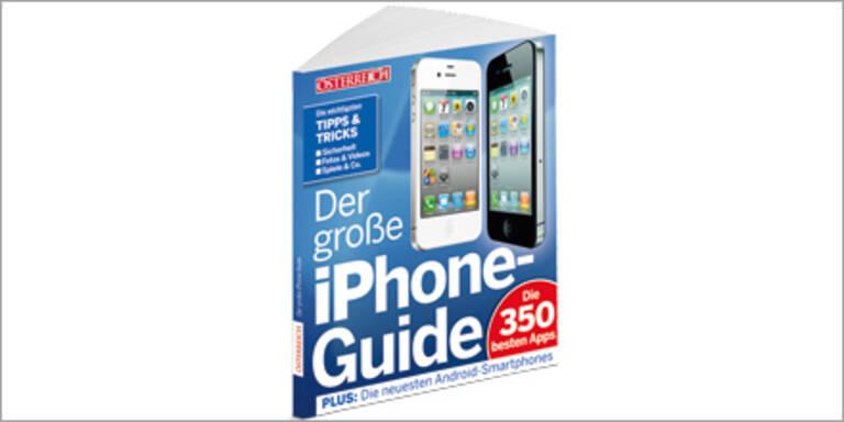 Jetzt neu: Der große iPhone-Guide