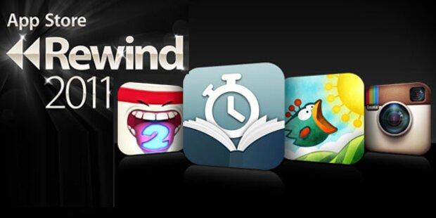 Die besten iPhone- und iPad-Apps des Jahres