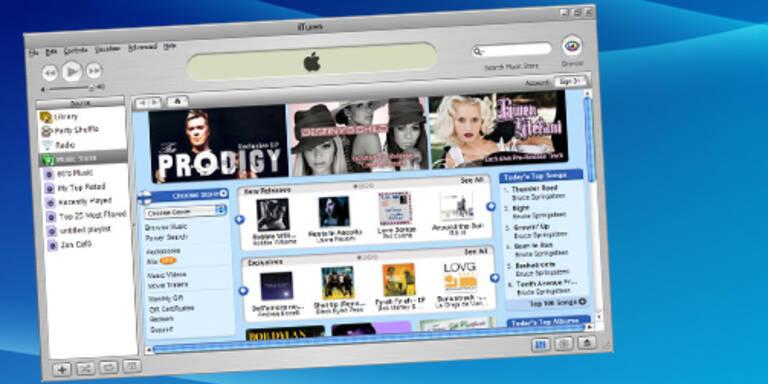TV-Serien via iTunes runterladen