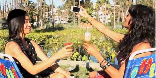 Video über Handy-Wahn ist Internet-Hit