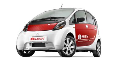 Den Mitsubishi i-MiEV kann man in Japan schon kaufen - 2010 startet er in Europa. Bild: Hersteller