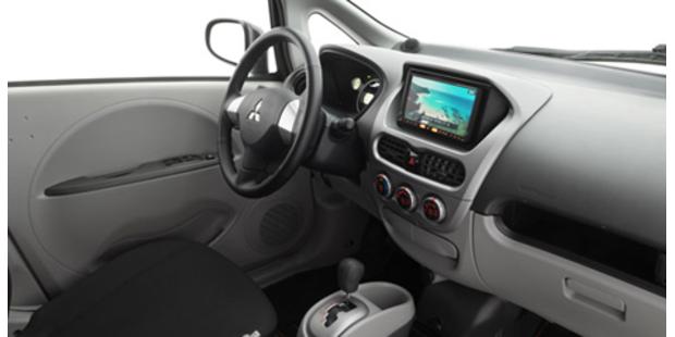 Mitsubishi i-MiEV startet nun in Österreich