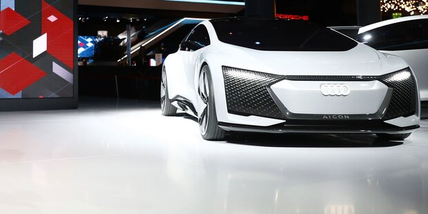 VW, BMW & Daimler greifen Tesla an
