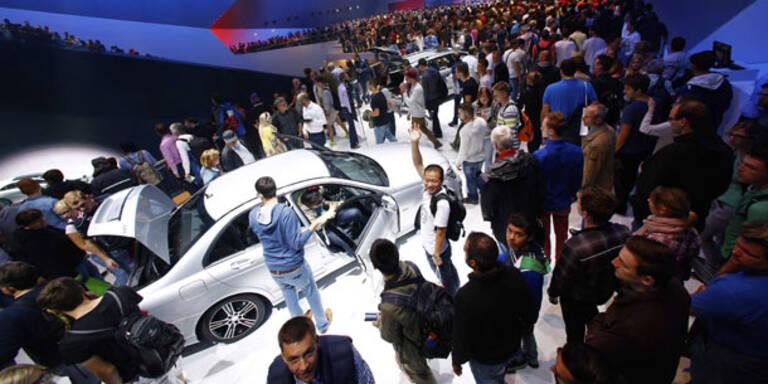 Dreikampf um die Auto-Weltspitze