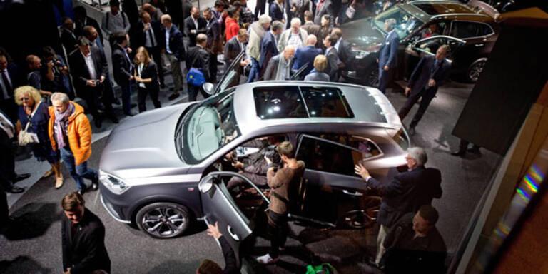 IAA 2015: Autobranche vor Umbruch