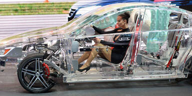 IAA 2013: Auto als App Store auf Rädern