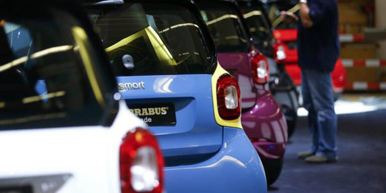 Paukenschlag: Google wird kein Autobauer