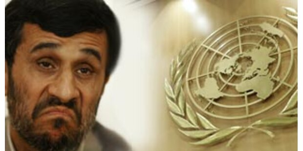 Iran fordert weltweite Abschaffung von Atomwaffen