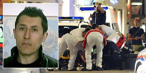 Messer-Mord: Polizei jagt Flüchtigen