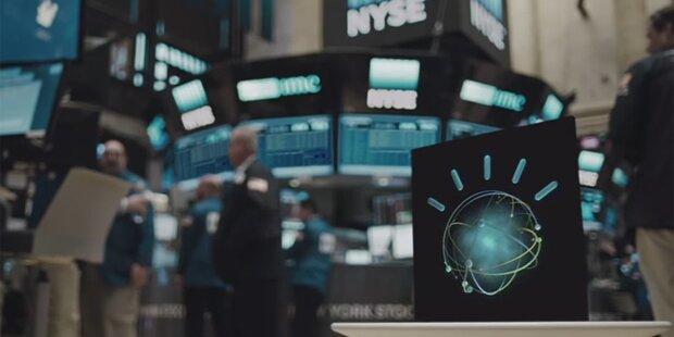 IBM setzt voll auf Quantencomputer