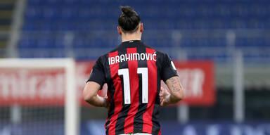 Superstar Ibrahimovic denkt noch nicht ans Aufhören