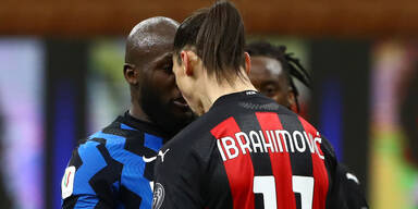 Strafen für Streithansln Ibrahimovic & Lukaku