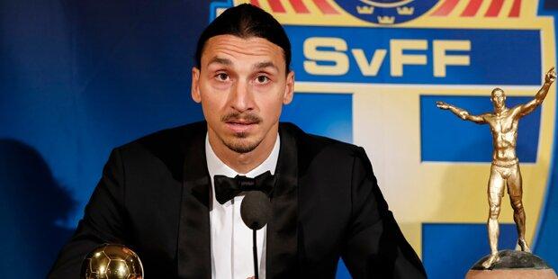 Ibrahimovic kündigt große Überraschung an