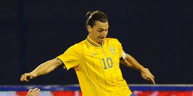 Schweden setzt auf Ibrahimovic