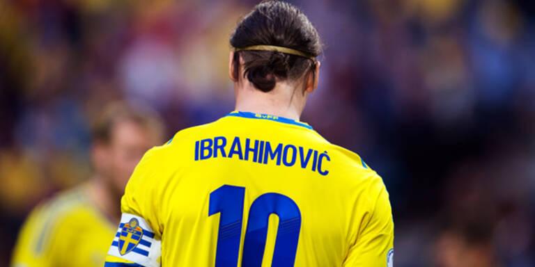 Ibrahimovic zauberte nach der Pause