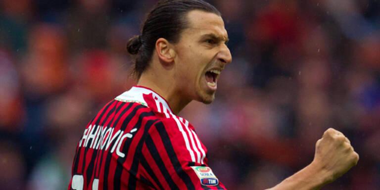 """4:0 - Milan schoss die """"Gunners"""" ab"""