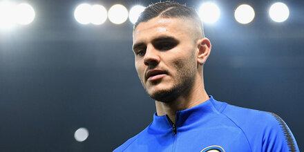 Inter: Streit mit Star-Spieler Icardi eskaliert