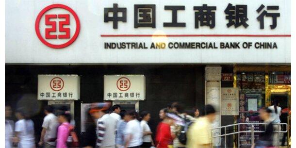ICBC treibt Hongkong-Börse auf Rekordhoch