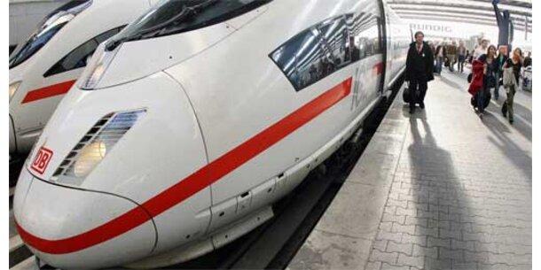 Deutsche Bahn streikt ab Donnerstag