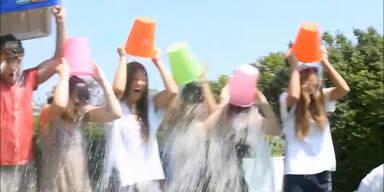 Ice Bucket Challenge: Die besten & neusten Videos!
