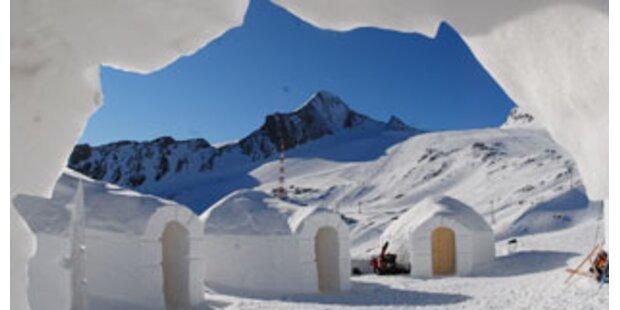Eisklare Nächte voller Abenteuer