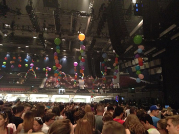 Miley Cyrus Stadthalle