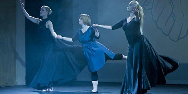 idance-Company: Turrini und Tanz