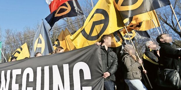 Warum ein FPÖ-nahes Onlineportal einen Pro-Identitären-Artikel löschte