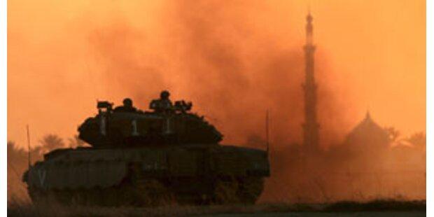 Israelische Armee tötete sechs Menschen in Gaza