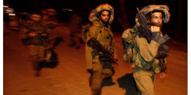 Israels Armee zieht sich aus Gaza zurück