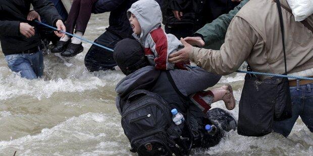 Treiben Helfer Flüchtlinge in den Tod?